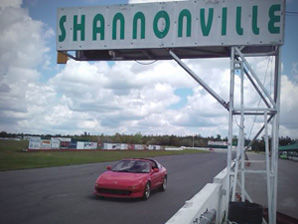 MR2 at Shannonville
